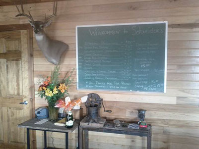 Hill Country Texas Deer butcher