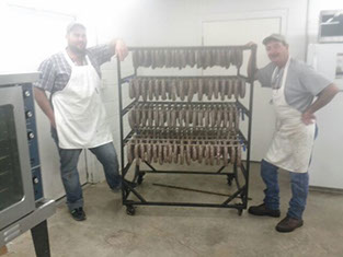 Wild game processing TX